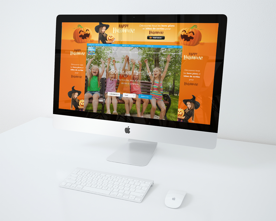Creation-habillage-publicitaire-site-internet-perpignan-halloween